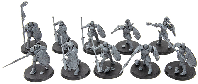 Warhammer Age of Sigmar Dominion Review - Modelle - Vindictors