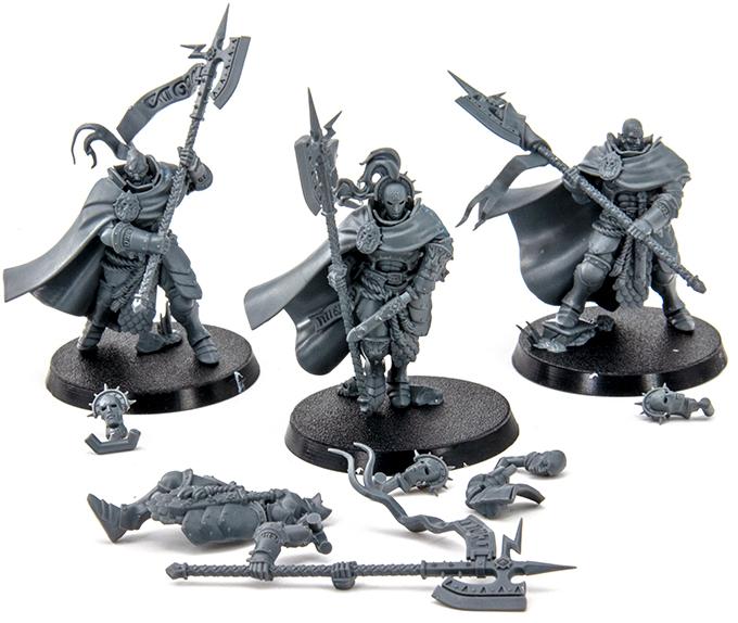 Warhammer Age of Sigmar Dominion Review - Modelle - Prätoren
