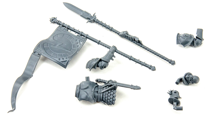Warhammer Age of Sigmar Dominion Review - Modelle - Stormcast Extra Parts B