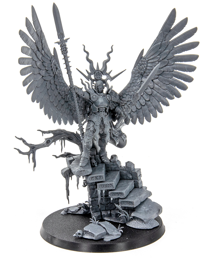 Warhammer Age of Sigmar Dominion Review - Modelle - Yndrasta - The Selestial Spear