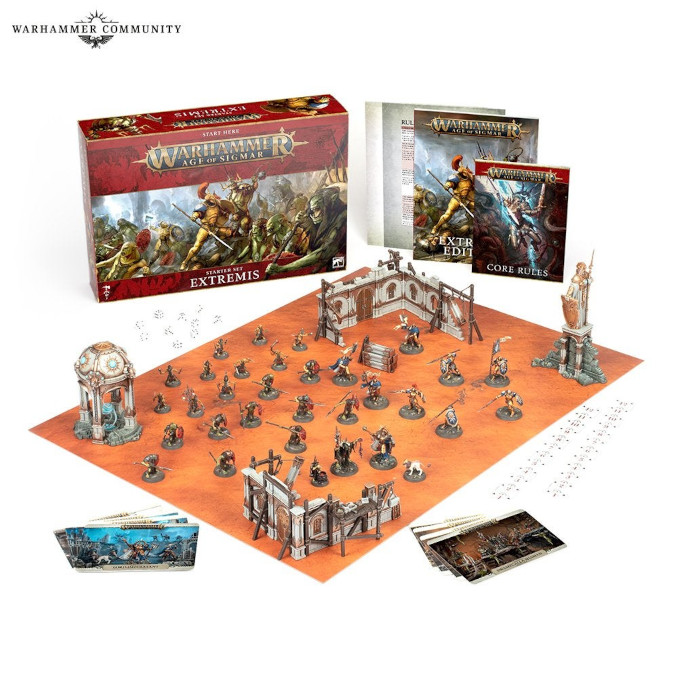 Warhammer Age of Sigmar Extremis Starter Set Review GW Preview