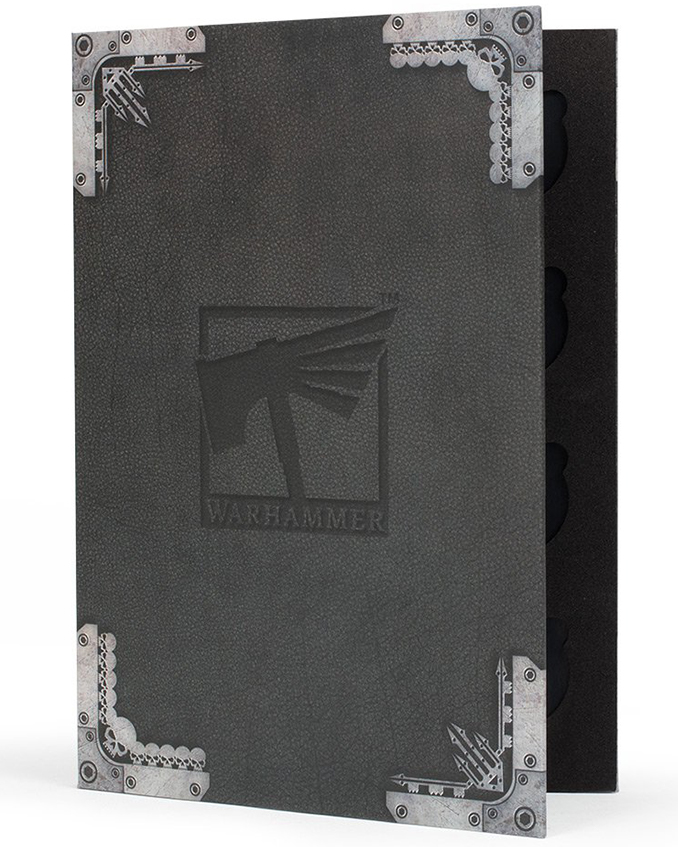 Warhammer Store Collector Coins 2021 - Collectors Booklet Front Cover