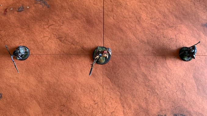 Age of Sigmar Extremis Battleplan 1 - 1