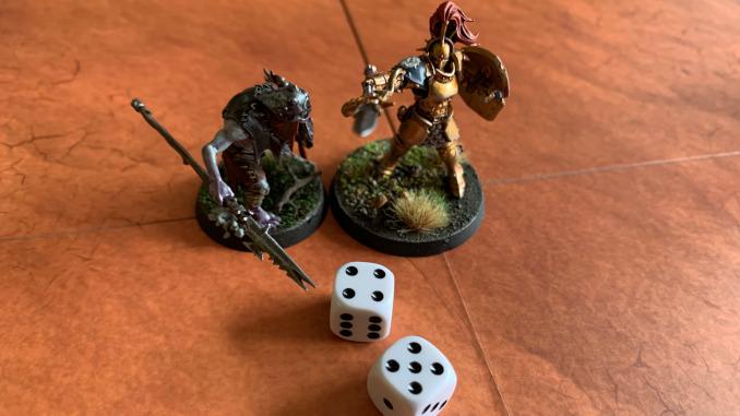 Age of Sigmar Extremis Battleplan 1 - 5