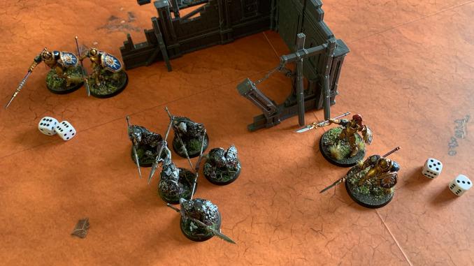 Age of Sigmar Extremis Battleplan 2 - 6