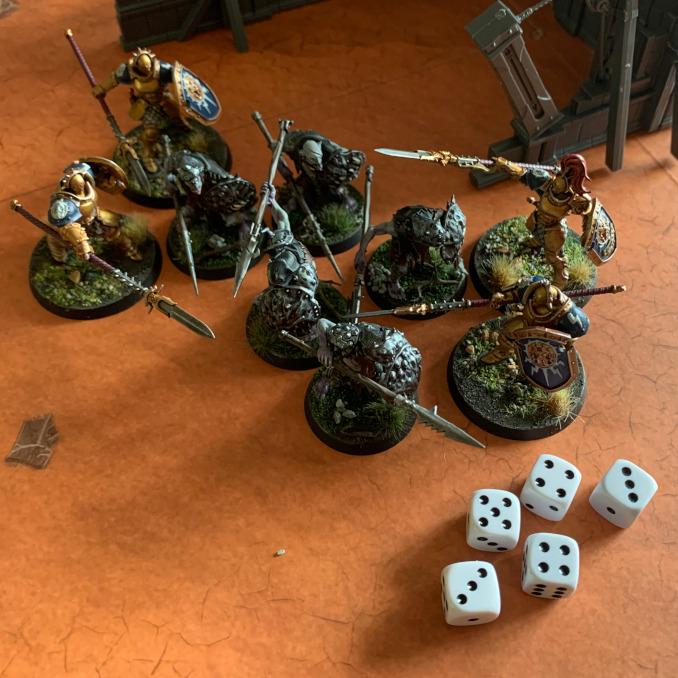 Age of Sigmar Extremis Battleplan 2 - 8