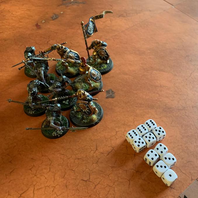 Age of Sigmar Extremis Battleplan 3 - 13