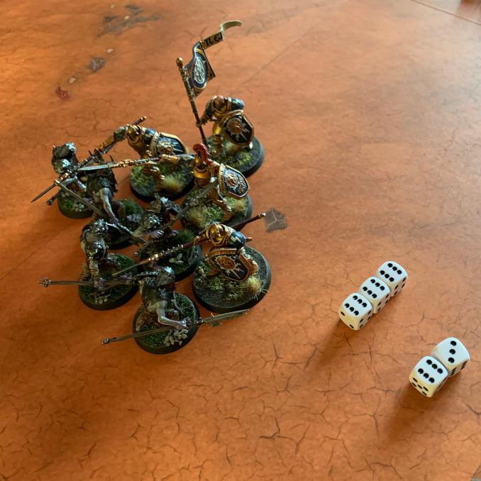 Age of Sigmar Extremis Battleplan 3 - 15