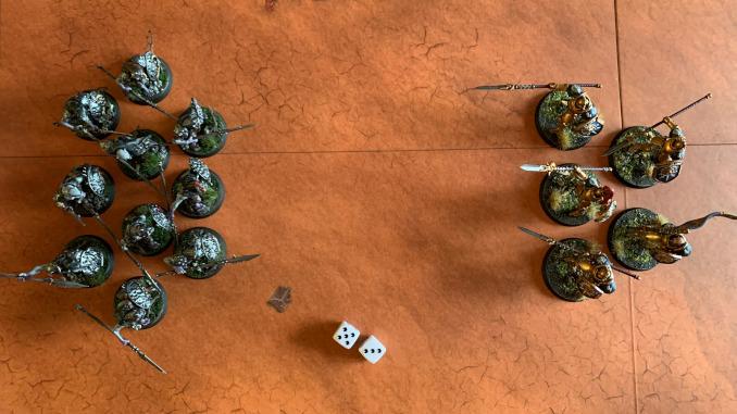 Age of Sigmar Extremis Battleplan 3 - 5