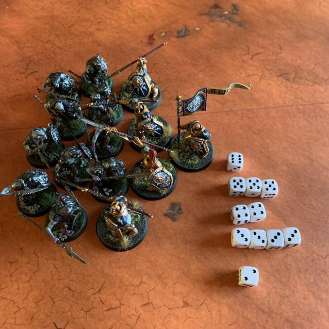 Age of Sigmar Extremis Battleplan 3 - 7