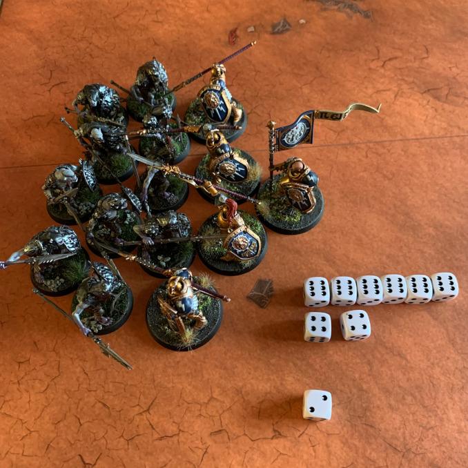 Age of Sigmar Extremis Battleplan 3 - 8