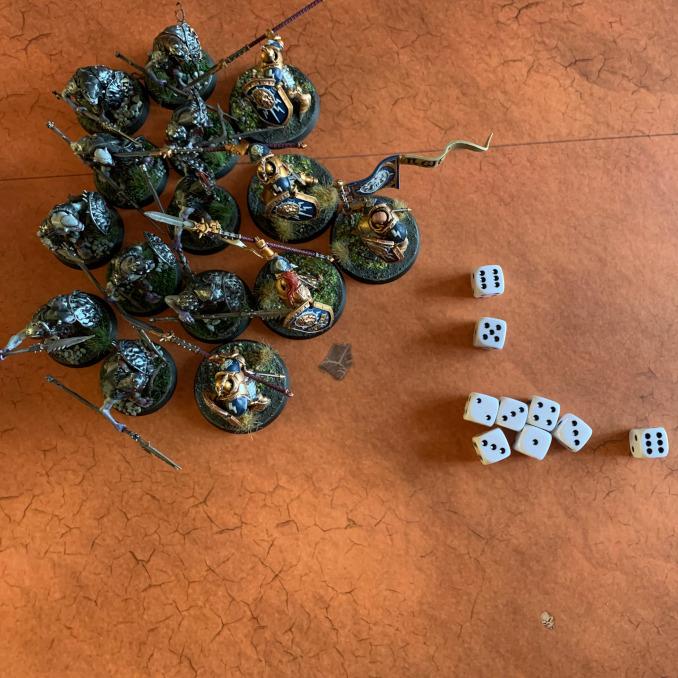 Age of Sigmar Extremis Battleplan 3 - 9