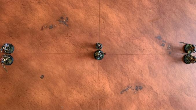 Age of Sigmar Extremis Battleplan 4 - 0