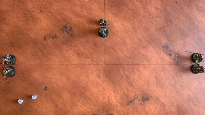 Age of Sigmar Extremis Battleplan 4 - 1