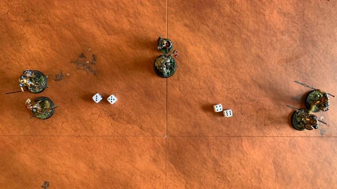 Age of Sigmar Extremis Battleplan 4 - 2