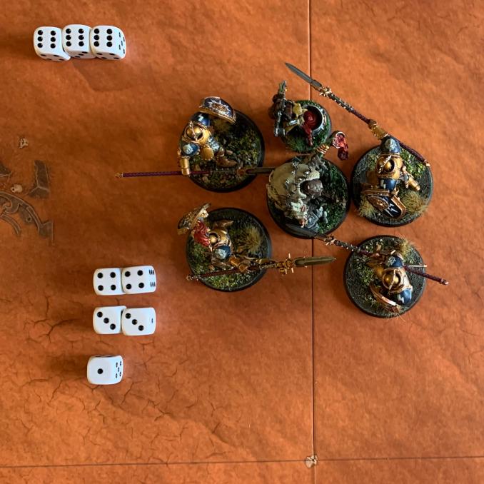 Age of Sigmar Extremis Battleplan 4 - 5