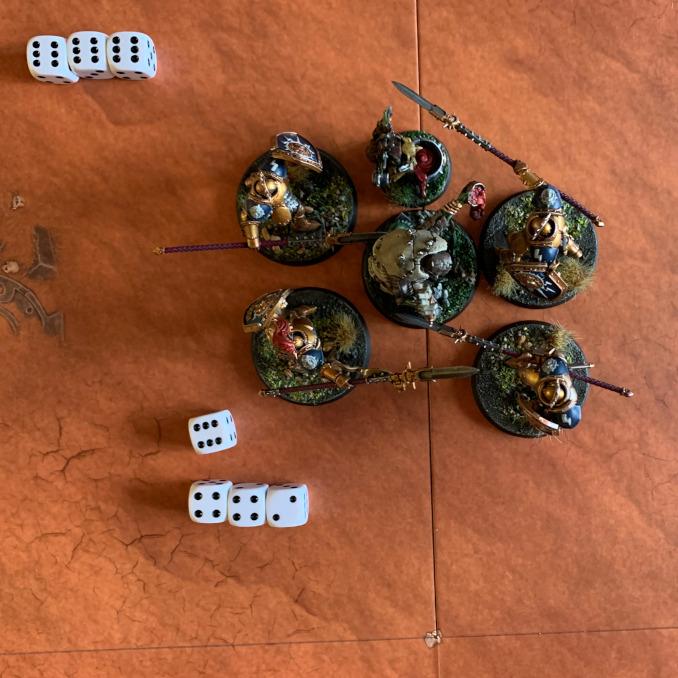 Age of Sigmar Extremis Battleplan 4 - 6