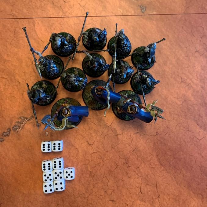 Age of Sigmar Extremis Battleplan 5 - 10.5