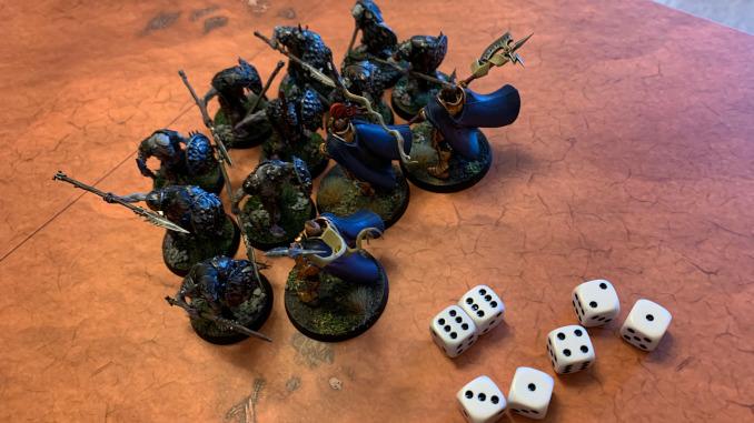 Age of Sigmar Extremis Battleplan 5 - 13