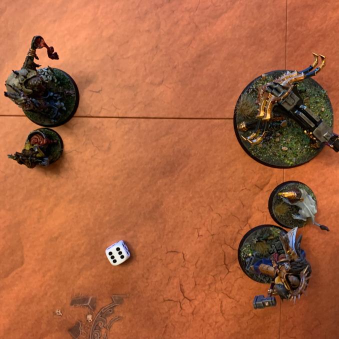 Age of Sigmar Extremis Battleplan 5 - 15
