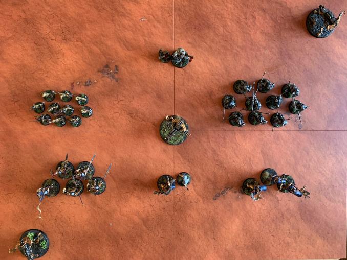 Age of Sigmar Extremis Battleplan 5 - 2