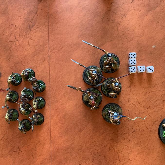 Age of Sigmar Extremis Battleplan 5 - 4