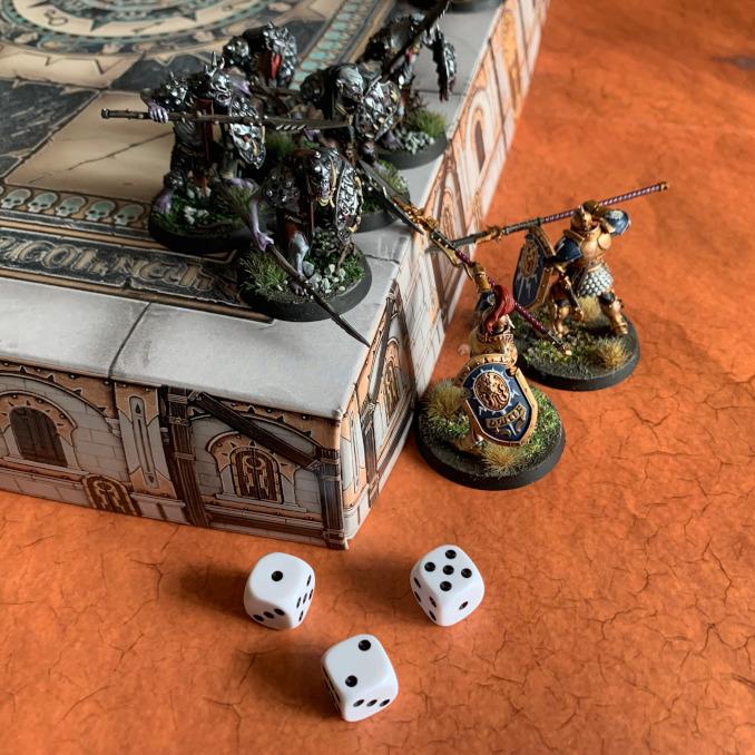 Age of Sigmar Harbinger Battleplan 2 - 9