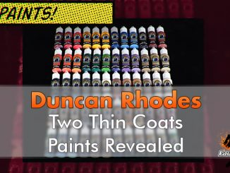 Duncan Rhodes Painting Academy - Two Thin Coats Paints - Featured