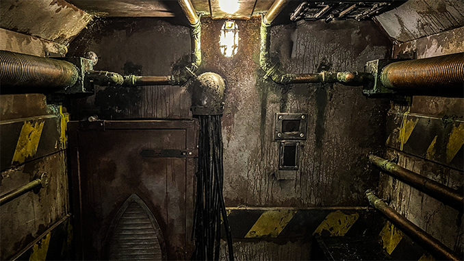 Immaterium - Warhmmer 40k Escape Room - Style 1