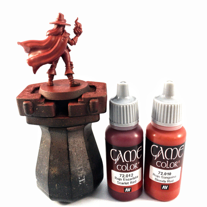 Vallejo Game Color Review Inquisitor Witch Hunter Airbrush 2