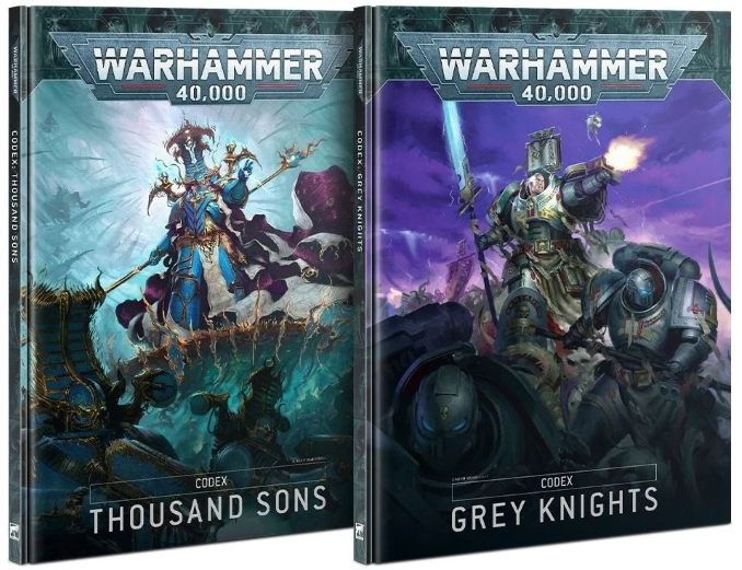 Warhammer 40000 Hexfire Review New Codices