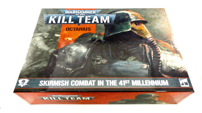Warhammer 40,000 Kill Team Octarius Review Unboxing 1 - Edited