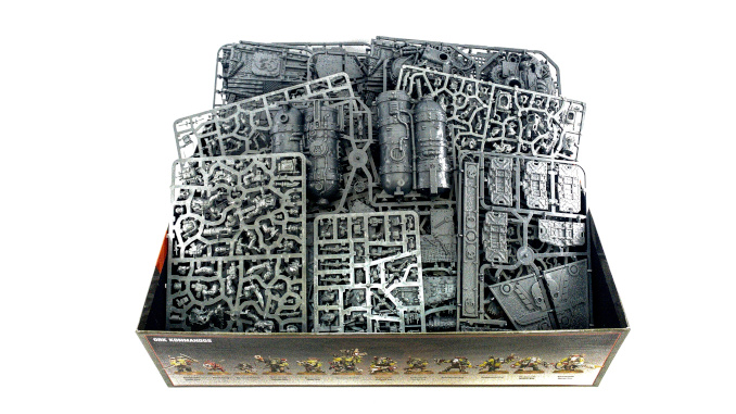 Warhammer 40,000 Kill Team Octarius Review Unboxing 3 - Edited