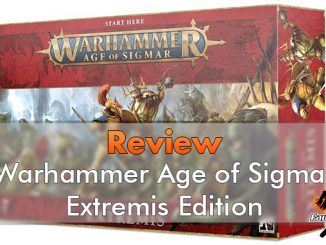 Warhammer Age of Sigmar Starter Set - Extremis Edition Review - Featured