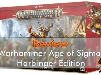 Warhammer Age of Sigmar Starter Set - Harbinger Edition Review - Featured
