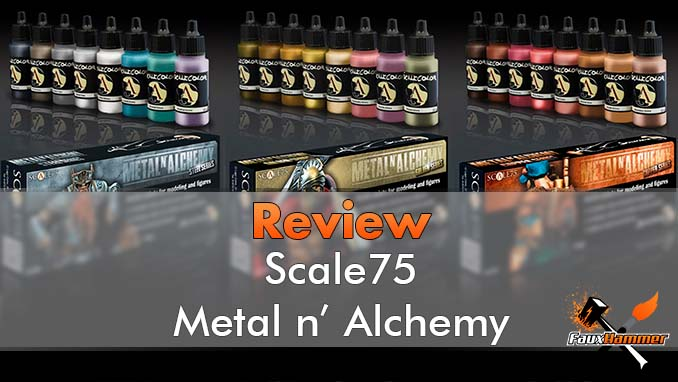Scale75 Scalecolor Metal n' Alchemy Review Featured