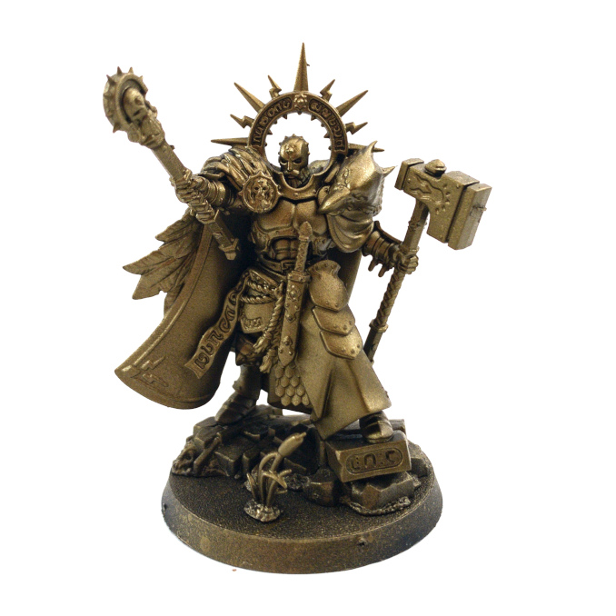 Scalecolour Metal N' Alchemy Lord-Imperatant Airbrushed