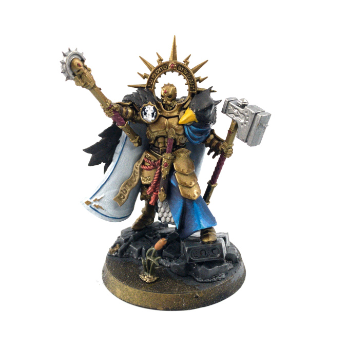 Scalecolour Metal N' Alchemy Lord-Imperatant Based