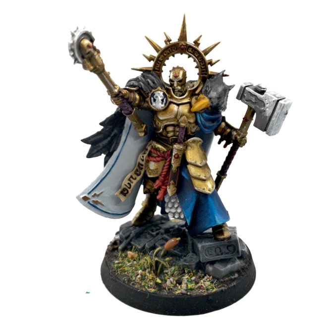 Scalecolour Metal N' Alchemy Lord-Imperatant Complete