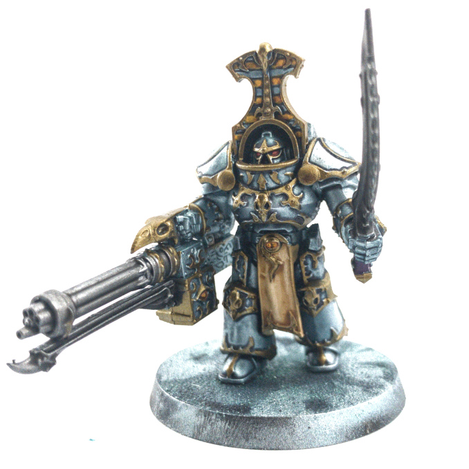 Scalecolour Metal N' Alchemy Scarab Occult Terminators Based