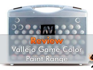 Vallejo Game Colour Paint Range Review - Featured