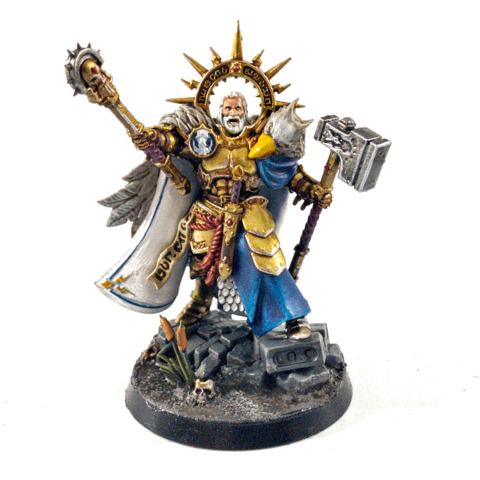 Vallejo Game Color Review Lord-Imperatant Komplett 2