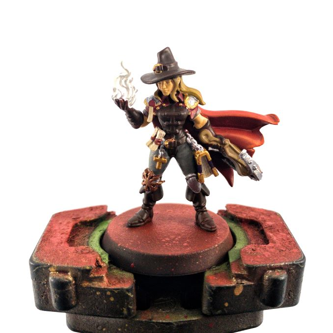 Vallejo Game Color Review Witch Hunter Based 2 ed 3