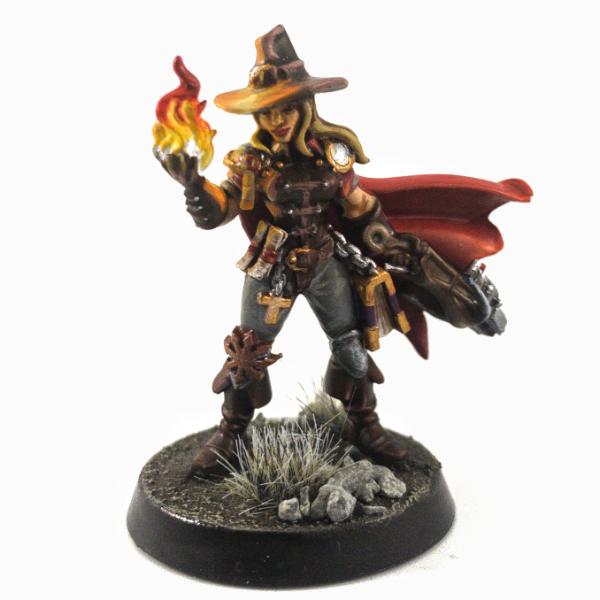 Vallejo Game Color Review Witch Hunter Complete 2 ed