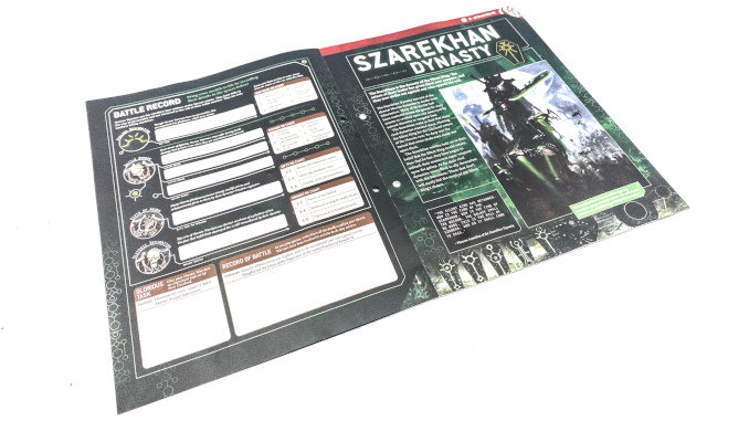 Warhammer 40,000 Imperium Delivery 1 - Número 2 Inside 1