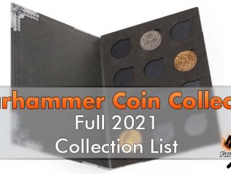 Warhammer Store Collector Coins - Featured