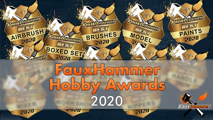 The FauxHammer Awards - Featured