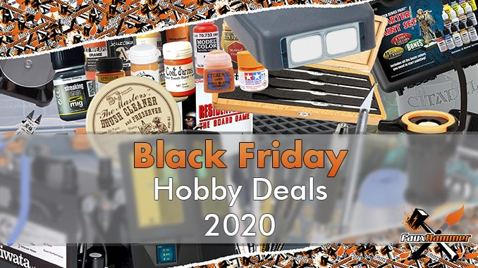 Ofertas de pasatiempos del Black Friday 2020