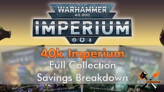 Warhammer Imperium Magazine - Full Army Breakdown with Costs - Featured