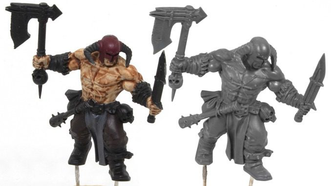 How to Strip Paint Off Miniatures